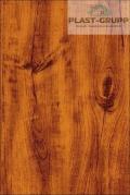 Панель ПВХ с термопечатью, 57 Старое дерево, 3000x250x8 мм