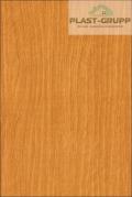 Панель ПВХ с термопечатью, EGA 14 Ольха, 2700x250x8 мм